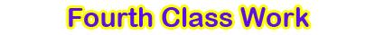 4th ClassTitle